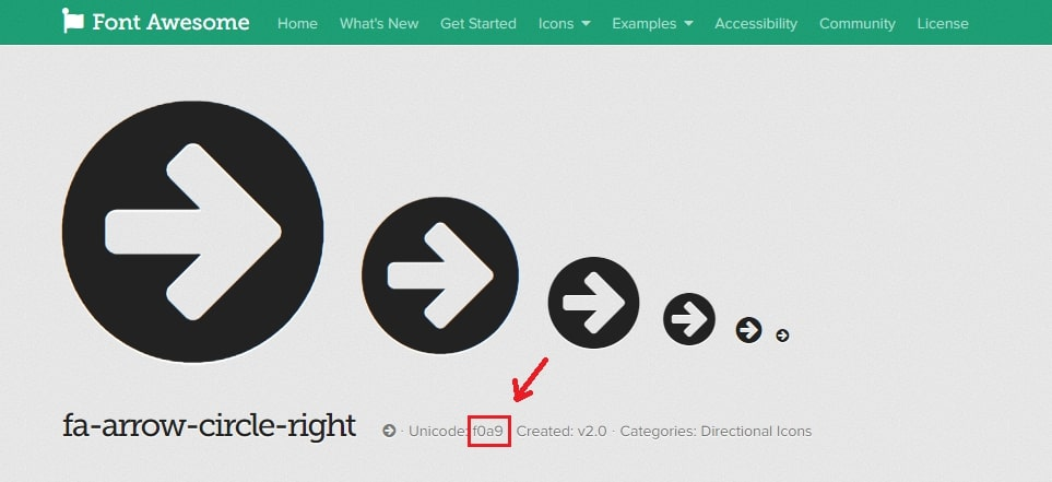 add icons to divi read more buttons